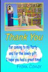 Personalised Mister Maker Thank You Cards